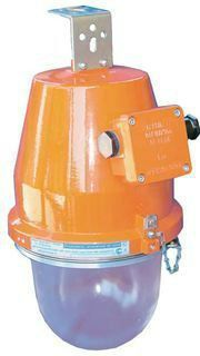 Взрывозащищенный светильник НСП 43М-И-85 (с ЭПРА, с лампой)