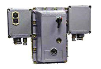 Пускатель взрывозащищенный ПВ 63-ВКТ (37-50) У2, 1ExedIIBT4