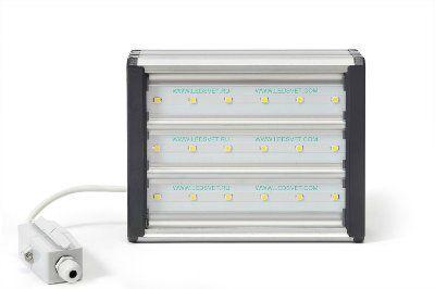 Светодиодный взрывозащищенный светильник УСС-18, ExnRIIT6Х