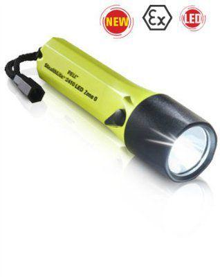 Фонарь светодиодный взрывозащищенный Peli StealthLite LED Zone 0 (2410-040-241)