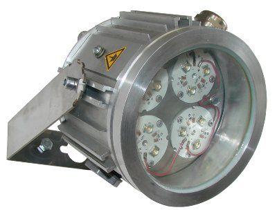 Светильник взрывозащищенный светодиодный Эмлайт спот Д-40 24DC КТ