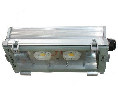 Взрывозащищенный светодиодный светильник Катион Ех Д-100