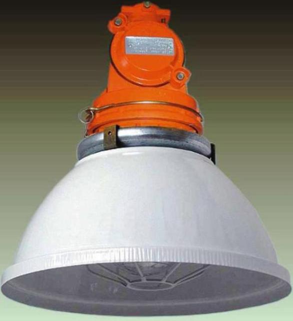 Взрывозащищенный светильник НСП 18ВЕх-200-711