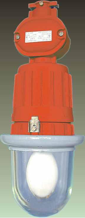 Взрывозащищенный светильник ГСП 18ВЕх-100-221