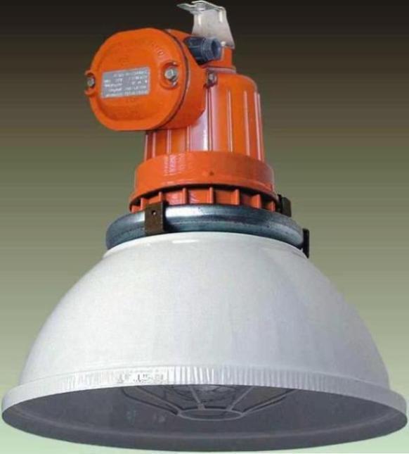 Взрывозащищенный светильник ЖСП 18ВЕх-70-821