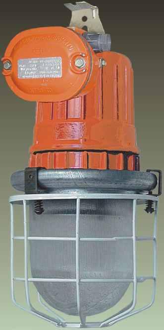 Взрывозащищенный светильник ГСП 18ВЕх-100-431