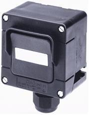 Взрывозащищенный клавишный выключатель GHG 273 2000 R0018
