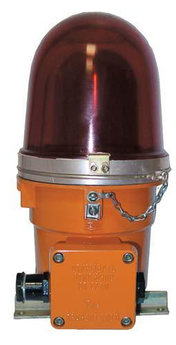 Прибор светосигнальный взрывозащищенный ЗО-МВ (огонь заградительный)