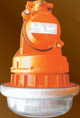 Взрывозащищенный светодиодный светильник ДСП 18ВЕх-30-221 (IP65, 1ExdeIICT6)