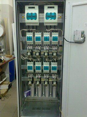 Автоматические установки АУКРМ(АКУ, ККУ, КРМ, УКМ58) 0,4-650-25 IP31