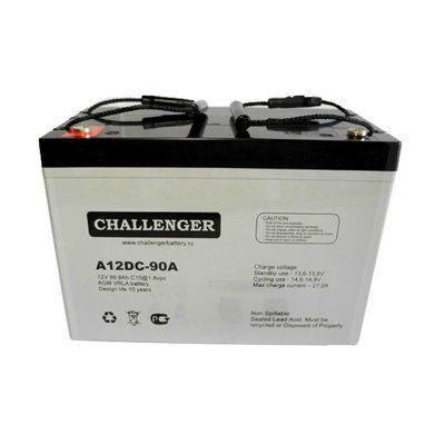 Аккумуляторная батарея Challenger A12 (АКБ) A12-70S