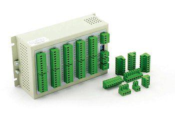 Система сбора информации состояния отходящих линий DI/DO-64