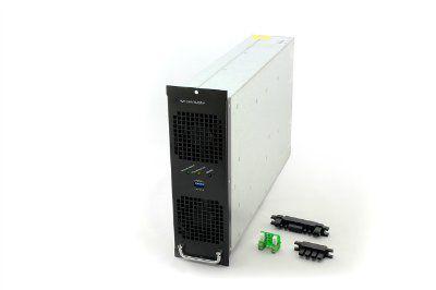 Выпрямительный зарядный силовой модуль с принудительным охлаждением HVR220V20A3P-F-A-ZT