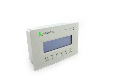 Контроллер RTU - Remote Terminal Unit HVR EMS1G с разрешением дисплея 128*64