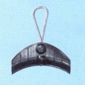 Угловой поддерживающий зажим RA 25