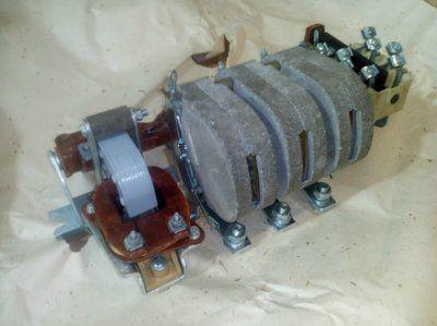 контактор электромагнитный КТ 7023 160А