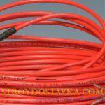 Резистивный двужильный нагревательный кабель DEFROST TWIN 3400/28 Nexans ( SKU619