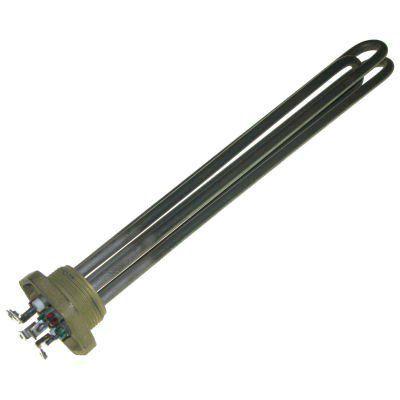 Трубчатый электронагреватель, сменный блок ТЭН 220V/9000W (блок)