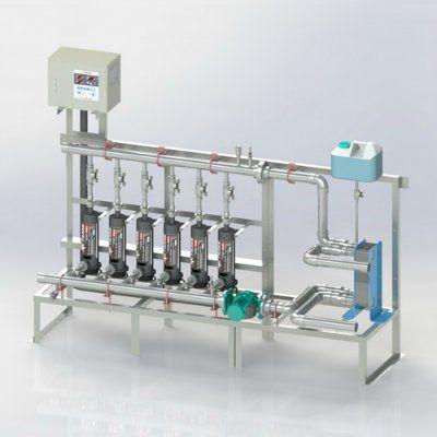 Промышленный электродный котел ГАЛАН 100 кВт
