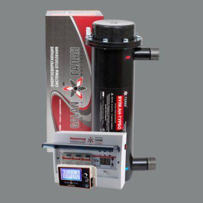 Вулкан Турбо 24 / Базовый Т / Комфорт GSM - Комплект электрического ТЭНового отопительного котла с удаленным управлением