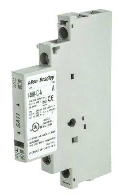 Блок дополнительных контактов Rockwell/Allen Bradley (арт. 140MCASA11)