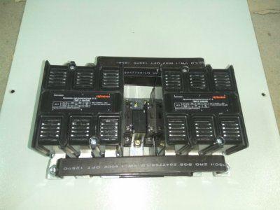 Контактор (пускатель) электромагнитный типа ПМ12 на номинальный ток 160А