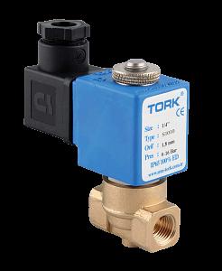 Клапаны соленоидные,топливные,TORK серия S 4010/11