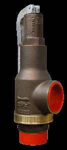 Предохранительные клапаны резьбовые ПРЕГРАН КПП 095