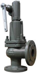 Предохранительные клапаны фланцевые ПРЕГРАН КПП 496