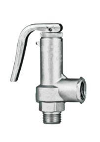 Предохранительные клапаны резьбовые на пар,сжатый воздух и жидкости ПРЕГРАН КПП 495