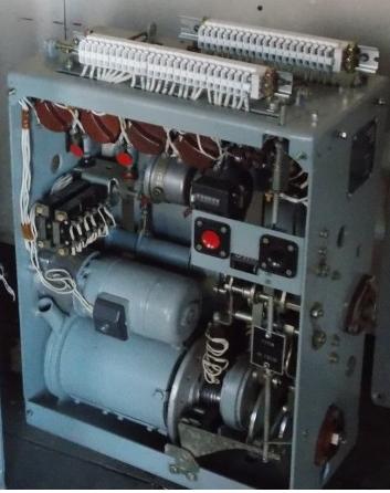 Привод пружинный ППО-10