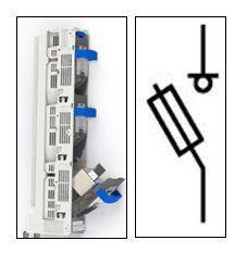 Предохранитель-выключатель-разъединитель Шлюз 3-1П-ШК