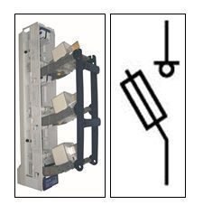 Предохранитель-выключатель-разъединитель Шлюз 3-3П-ШК