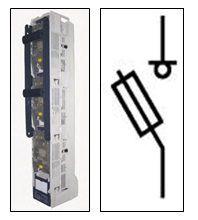 Предохранитель-выключатель-разъединитель Шлюз 2-3П-ШС