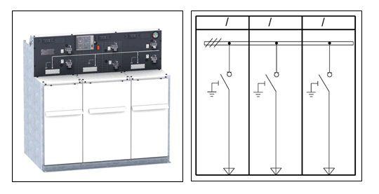 Моноблок RM6-NE-III 630A