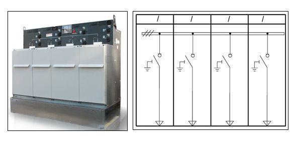 Моноблок RM6-NE-IШ 630A