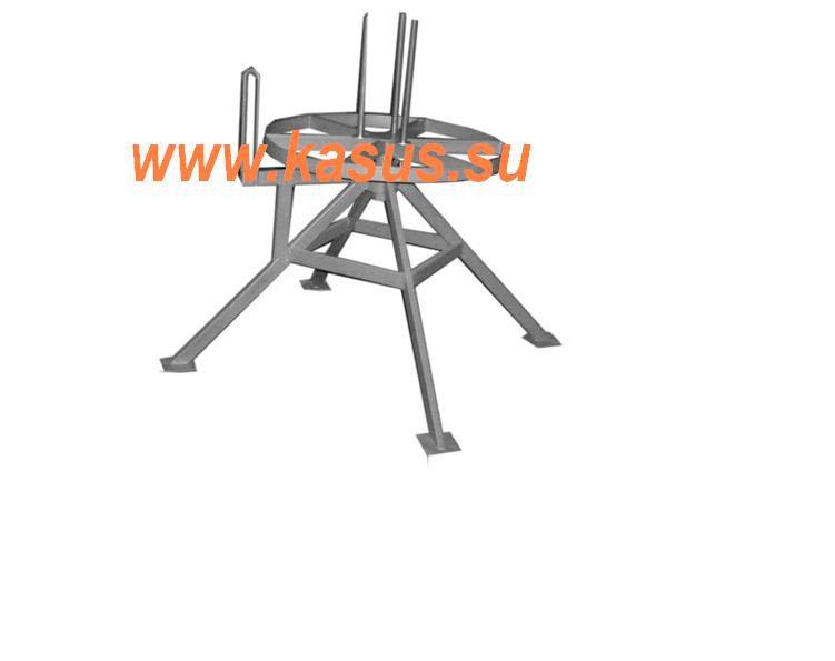 Стойка размотки бухт кабеля СРБ 1,2-300
