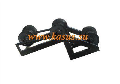 Ролик монтажный (кабельный) угловой РКУ 3-125