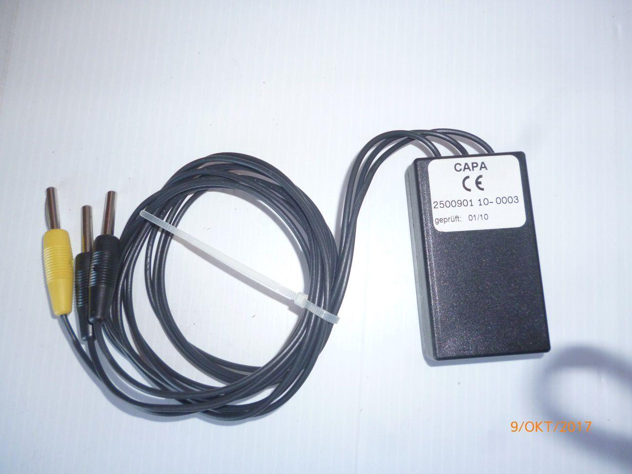 Устройство измерения балансафаз CAPA IEC 61958 LRM