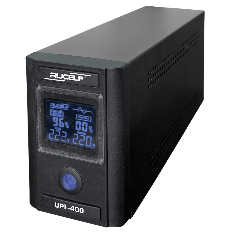 Инвертор Rucelf UPI-400-12-EL