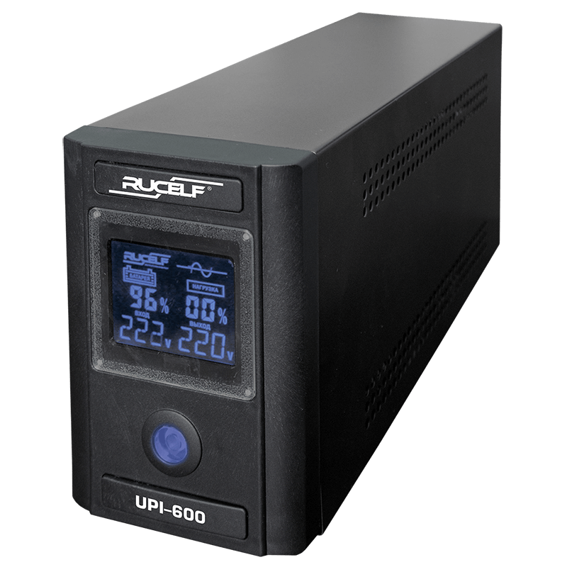 Инвертор Rucelf UPI-600-12-EL