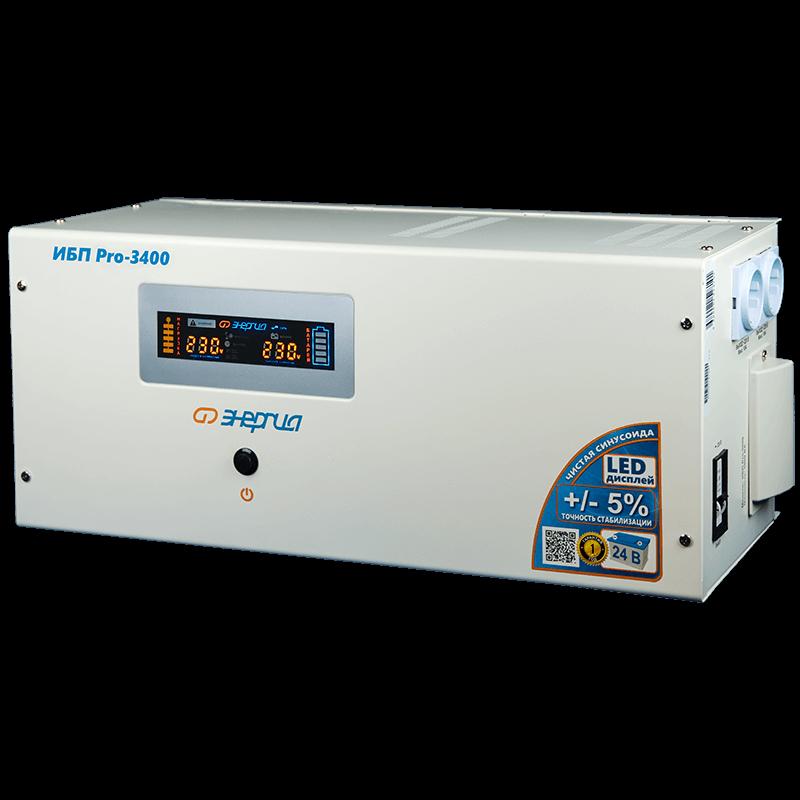 Инвертор Энергия ИБП Pro 3400