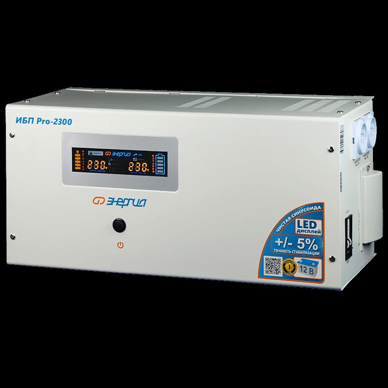 Инвертор Энергия ИБП Pro 2300