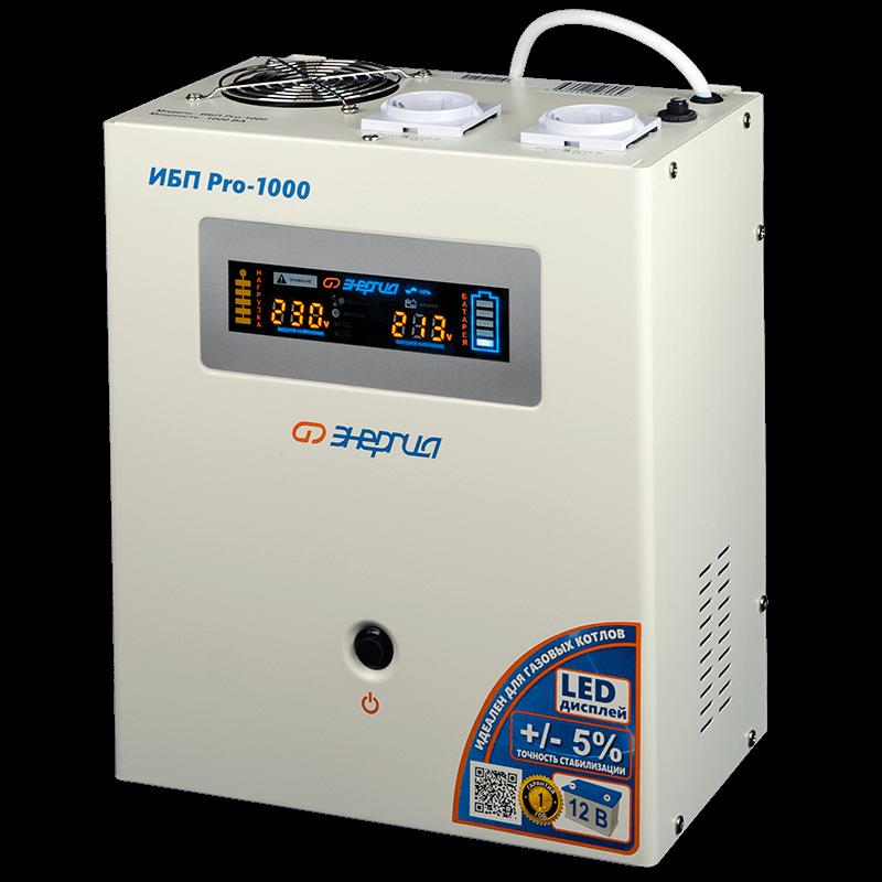 Инвертор Энергия ИБП Pro 1000