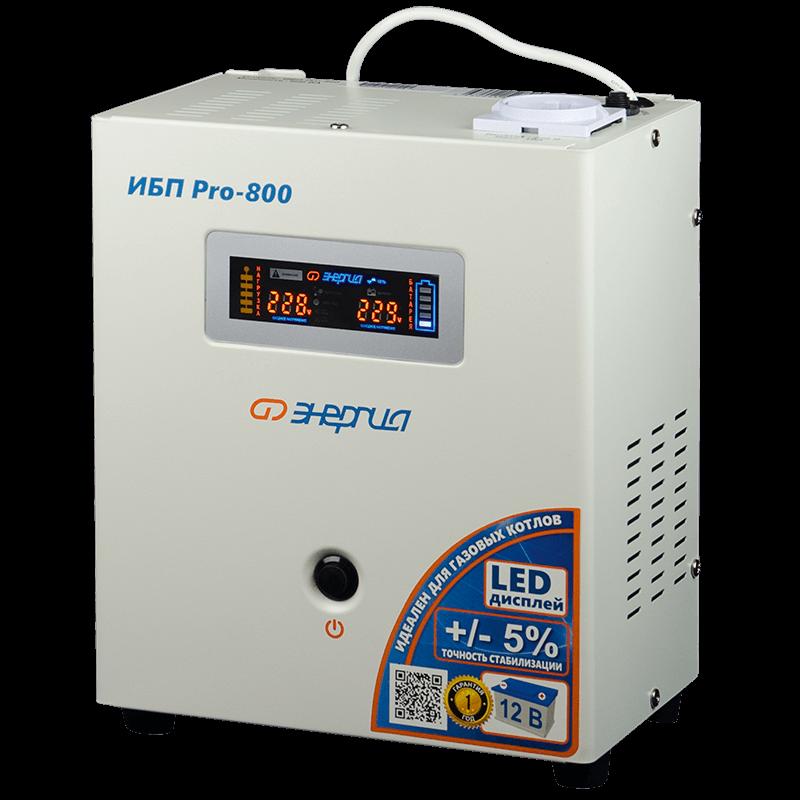 Инвертор Энергия ИБП Pro 800