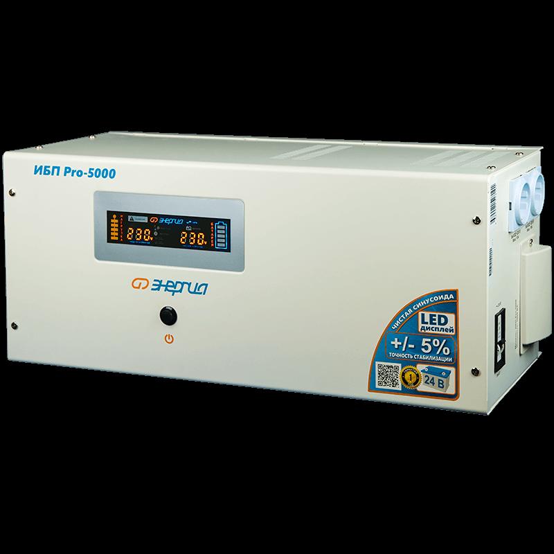 Инвертор Энергия ИБП Pro 5000
