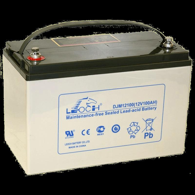 Аккумулятор Leoch DJM-12100