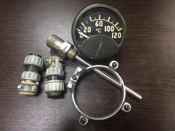 Термометр электрический ТУЭ-48