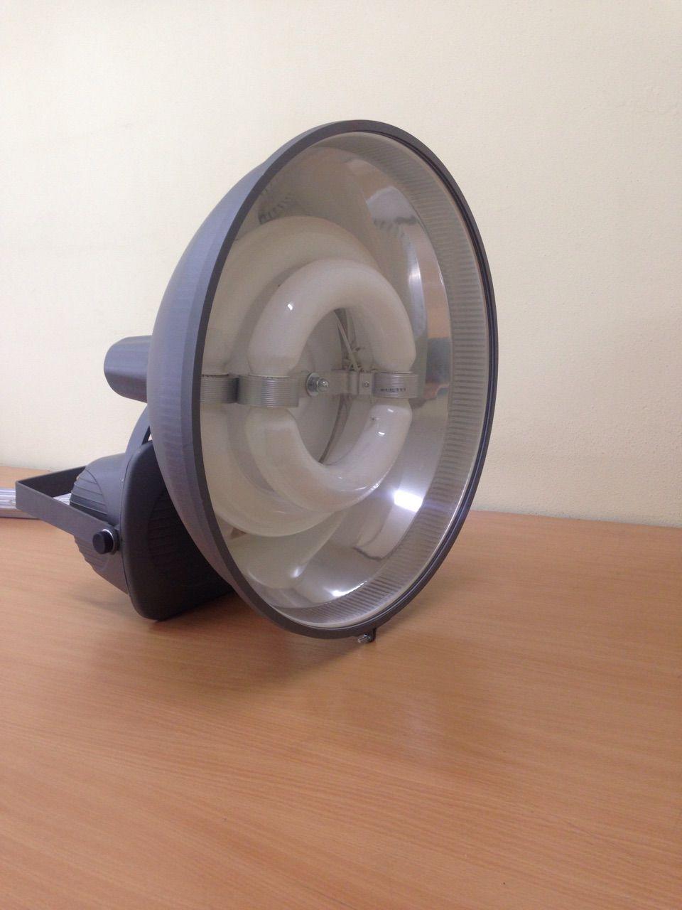Индукционный прожектор 500 вт (300 вт +200 вт )