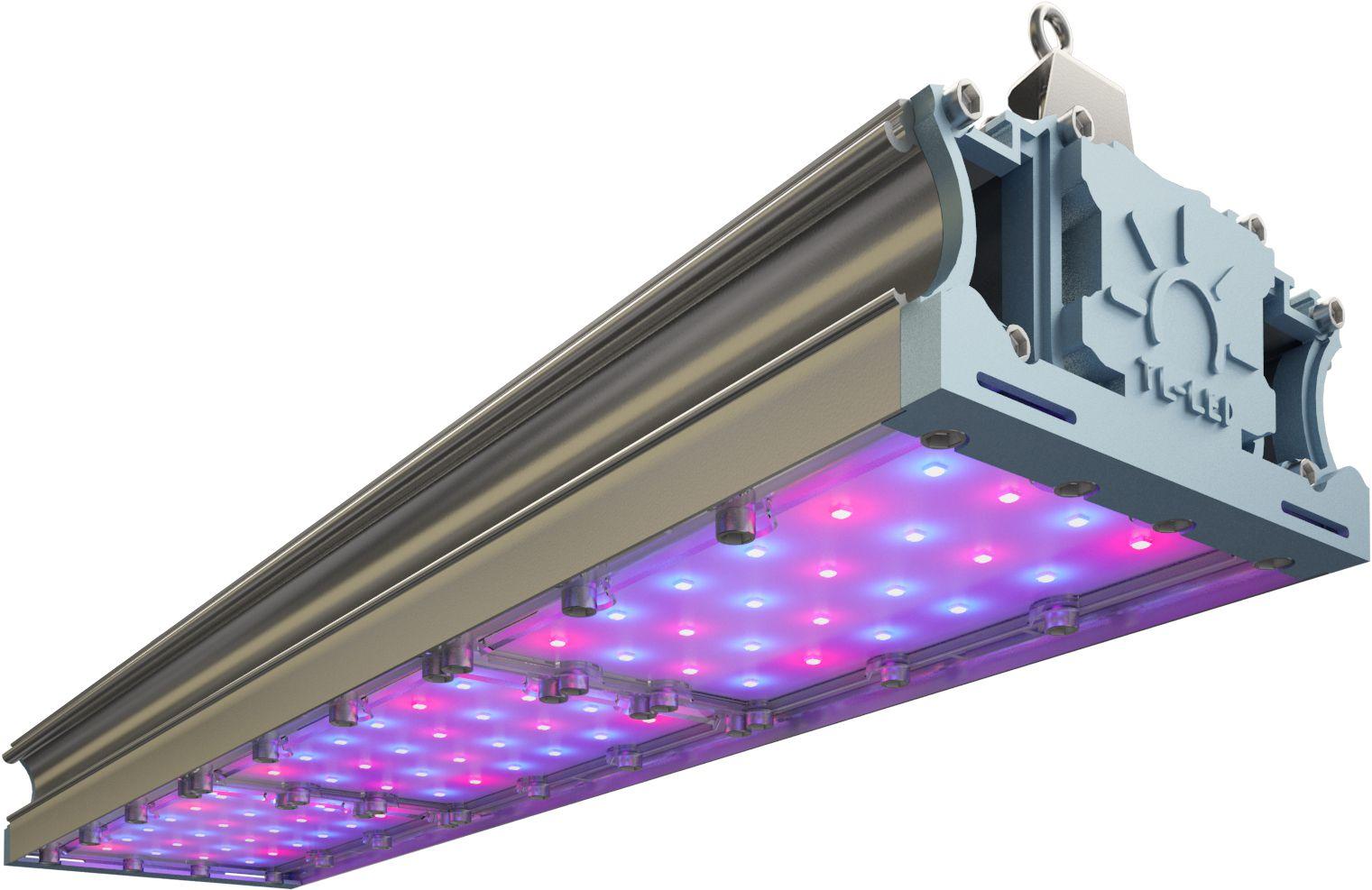 Мощность, Вт 100 Фотосинтетический фотонный поток PAR, мкмоль/с  142 Пропорции спектра светильника,% 730нм-8%, 660нм-46%, 450нм-46% Коэффициент пульсаций светового потока, % <1 Марка светодиода  Osram Oslon SSL Количество светодиодов, Шт 48 Рабоч